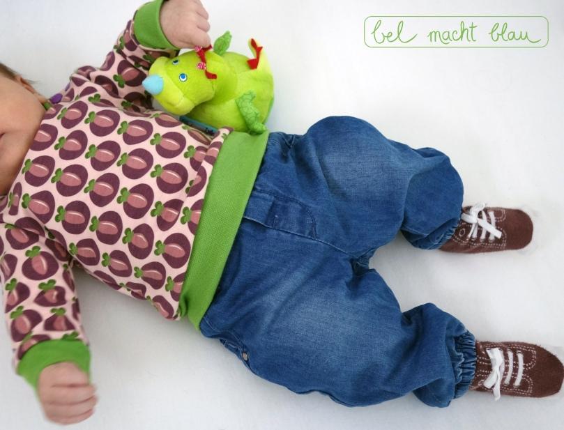 Baby-Sweater von Groeny