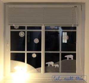 Das Eisbärenfenster