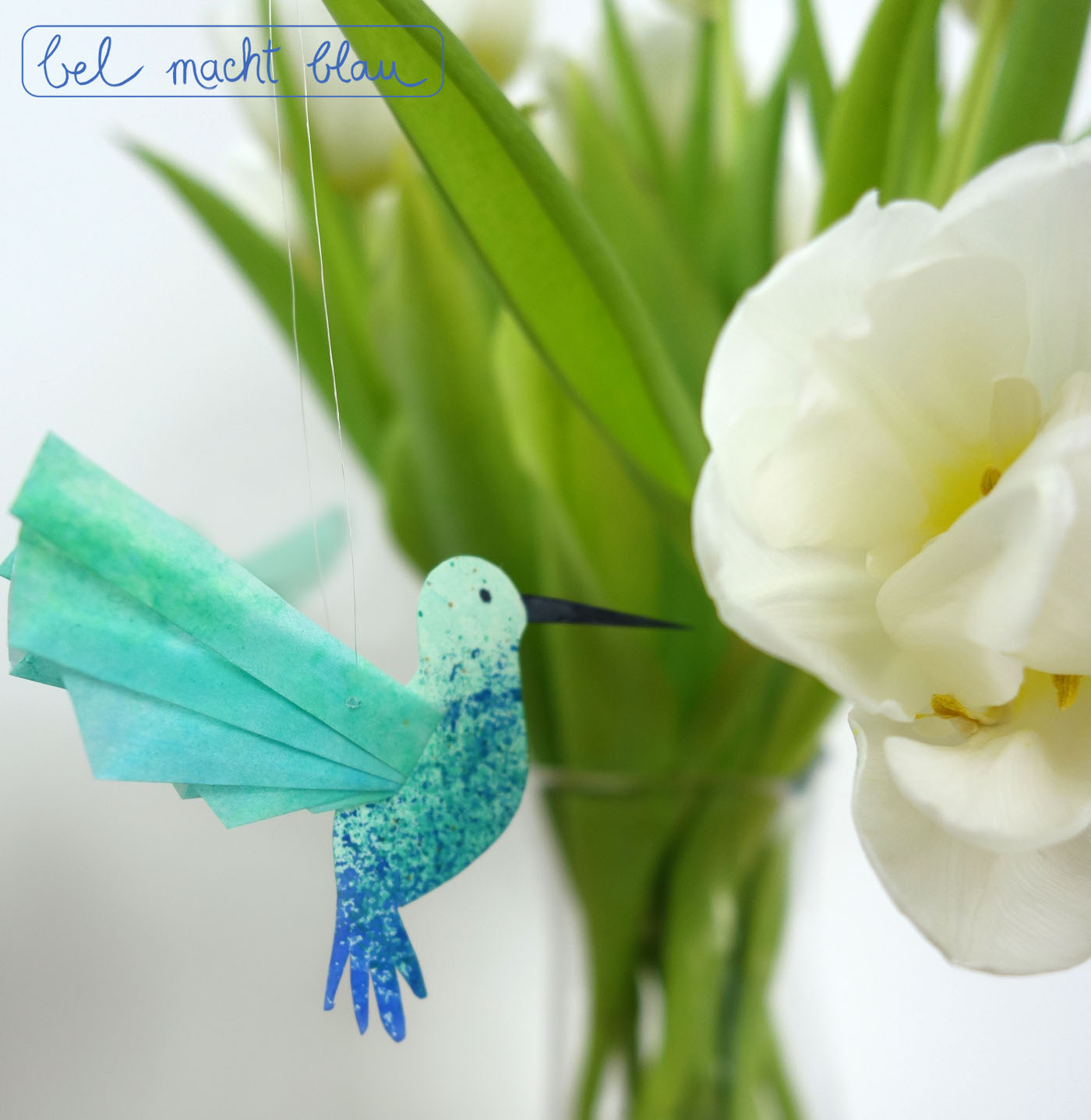 DIY - süßer Kolibri