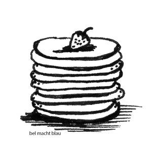 Pancakes (Zeichnung)