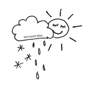 Jahreszeiten-Wetter (Zeichnung)