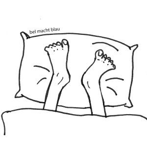 Morgenstund (Zeichnung)